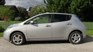 nissan leaf battery replacement plan